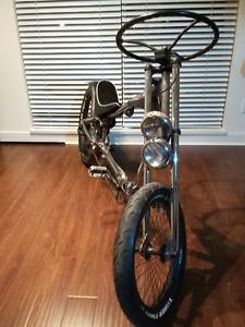 CHOPPER, CUSTOM STILETTO BICYCLE