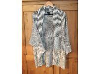 New look thick knit kimono style cardigan s