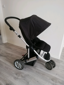 Mamas and Papas Zoom Pushchair - black