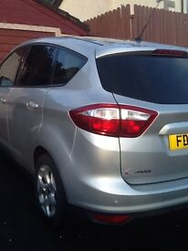 Immaculate Ford C-Max 1.6TDCI 13 plate. Price reduced.