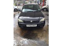 Vauxhall Astra 1.6 sxi 2002