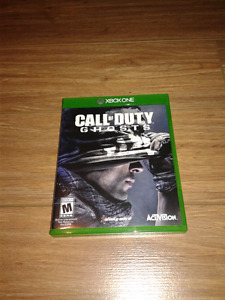 Call Of Duty - Ghost XBOX ONE !