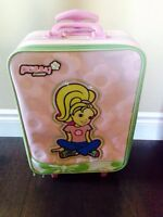 Girl's suitcase