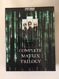 HD DVD. Complete Matrix Collection