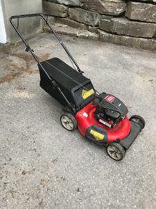 3-in-1 Gas Powered Push Mower