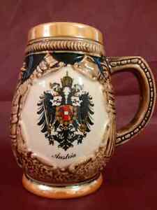 German Beir Steins brought from Germany