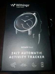 Montre Withings activity Neuve