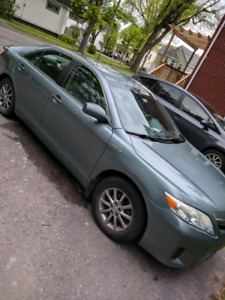 Beloved 2011 Hybrid Camry in Mint Condition