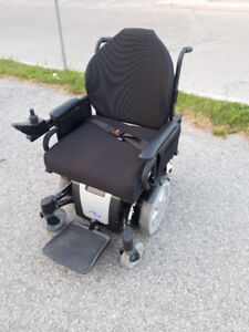 Electric Wheelchair - Invacare TDX Like New - Used few times