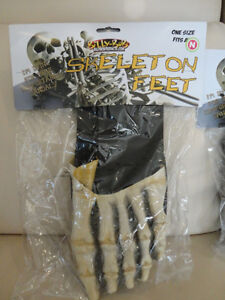 8 Pairs of Billy Bob Skeleton, Zombie & Hillbilly Feet Sandals Kitchener / Waterloo Kitchener Area image 6