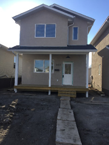 New 3 Bedroom House with Large Garage 460 Forget Street