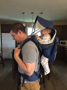 Hiking backpack for baby/toddler **pending pick up