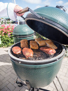 Big Green Egg, BBQ, Pizza Ovens, and More Rental