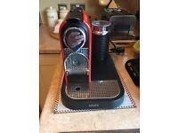 Crups nespresso machine