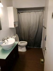 1 bedroom 1 bathroom room for rent