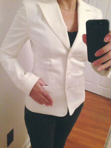 White jacket from Smart Set - 15$