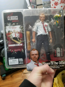 Shaun of the dead series 4 neca action figure