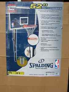 Inground Basketball System
