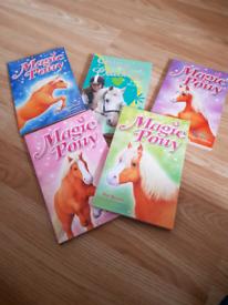 Magic Pony books