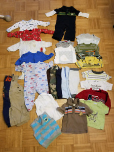 Baby boy clothing lot 6-9months