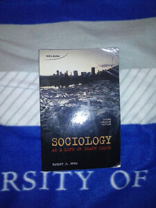 Sociology as a Life and Death Issue by Robert Brym