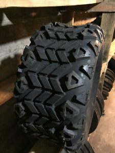 ASSORTED ATV/SIDE BY SIDE TIRES