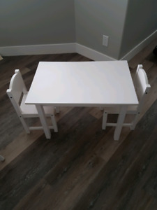 Ikea Toddler Table