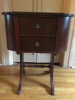 Antique Seeing Table