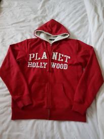 Ladies Planet Hollywood hoodie