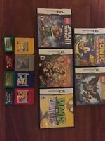 Pokemon Games and others