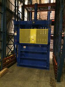 Compacteurs mono-bloc, stationnaire, presses verticales et plus