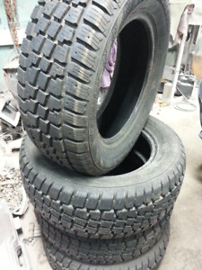 Avalanche Winter Tires - four - in great condition!