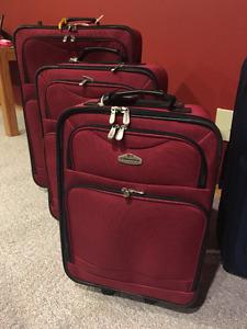 Luggage - 3 piece