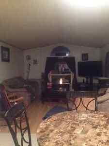 3 bedroom 1 bath mobile in Wildwood Park for rent Nov.1 $950 Prince George British Columbia image 2