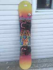 Women's Burton Boots, Flow Bindings, BRAND NEW Forum Board