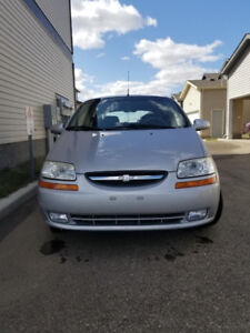 Chevy aveo 2006.Automatic only 107000km