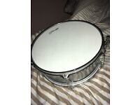 Stagg snare drum.