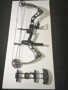 Left Handed Quest Series G5 compound bow for sale