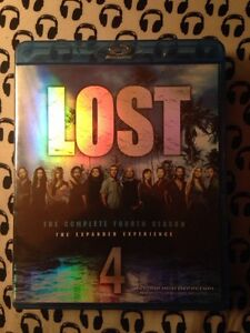 Lost Season 4 Blu Ray