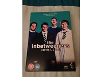 Inbetweeners DVD box set series 1-3