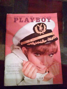 Playboy Magazines. 1966 & 1968 . Awesome Condition