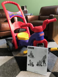 Fisher-Price Rock, Roll 'n Ride Trike for sale!