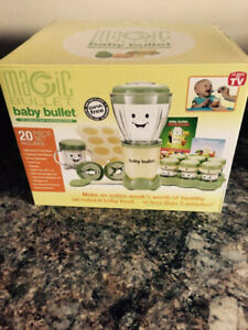 Baby Bullet (Magic Bullet) Baby Care System