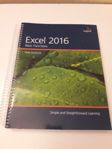 Excel 2016 Office Administration Textbook