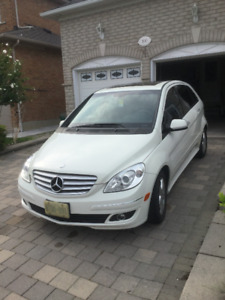 2008 Mercedes-Benz 200-Series B200T Hatchback