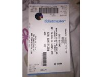 Avicii ticket