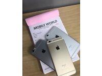 IPhone 6s 16gb unlocked like new with warranty