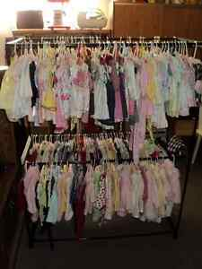 HUGE SELECTION OF BABY / PREEMIE GIRL CLOTHING/DRESSES  $1 EACH