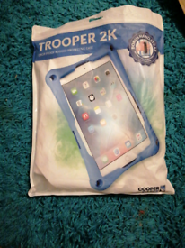 For sale trooper 2k for you're tablets it has rubber frame bord to