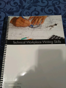 Technical workplace writing skills